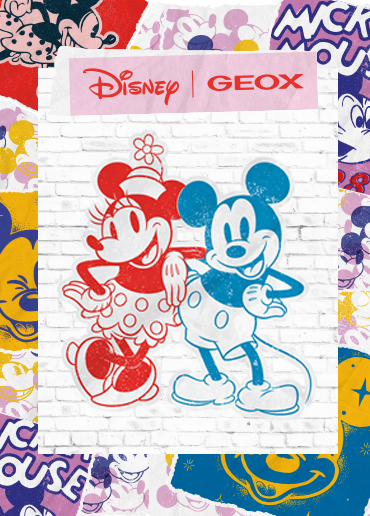 MICKEY MOUSE & FRIENDS PER GEOX