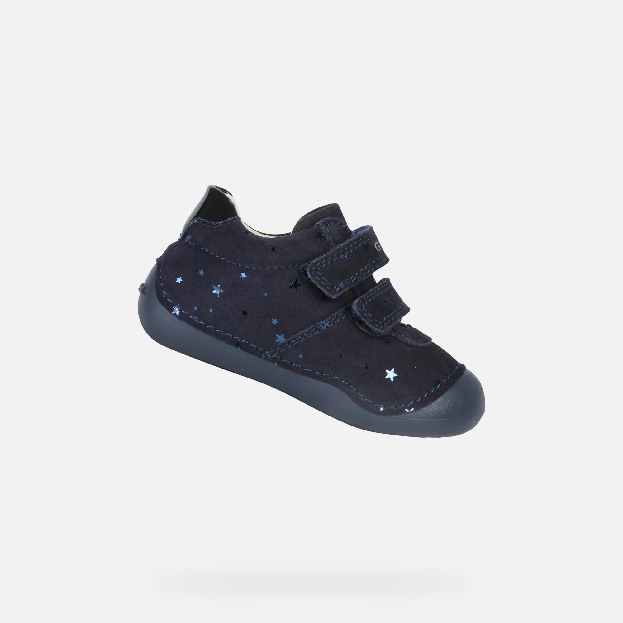 Geox Baby Mädchen B Tutim A Sneaker
