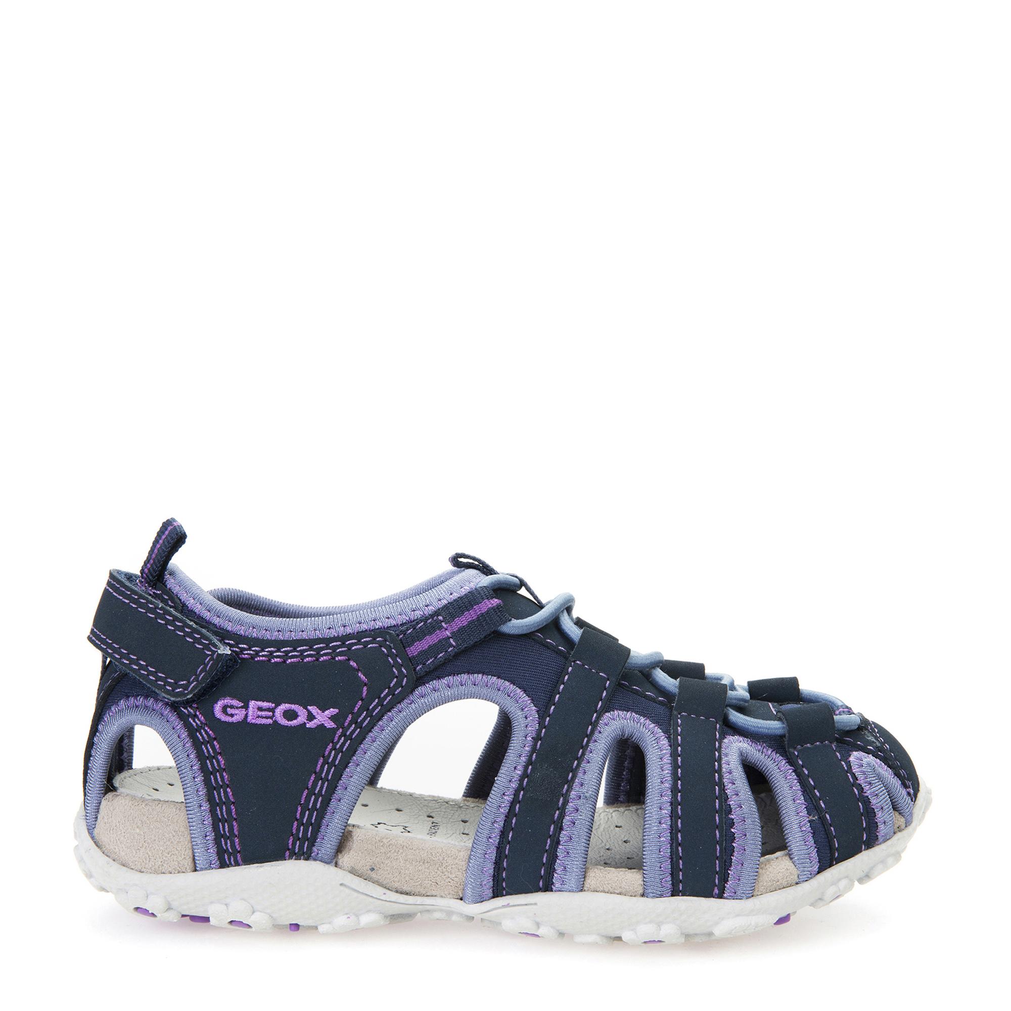 Zapatos grises formales Geox Roxanne infantiles ll2DEijGBo