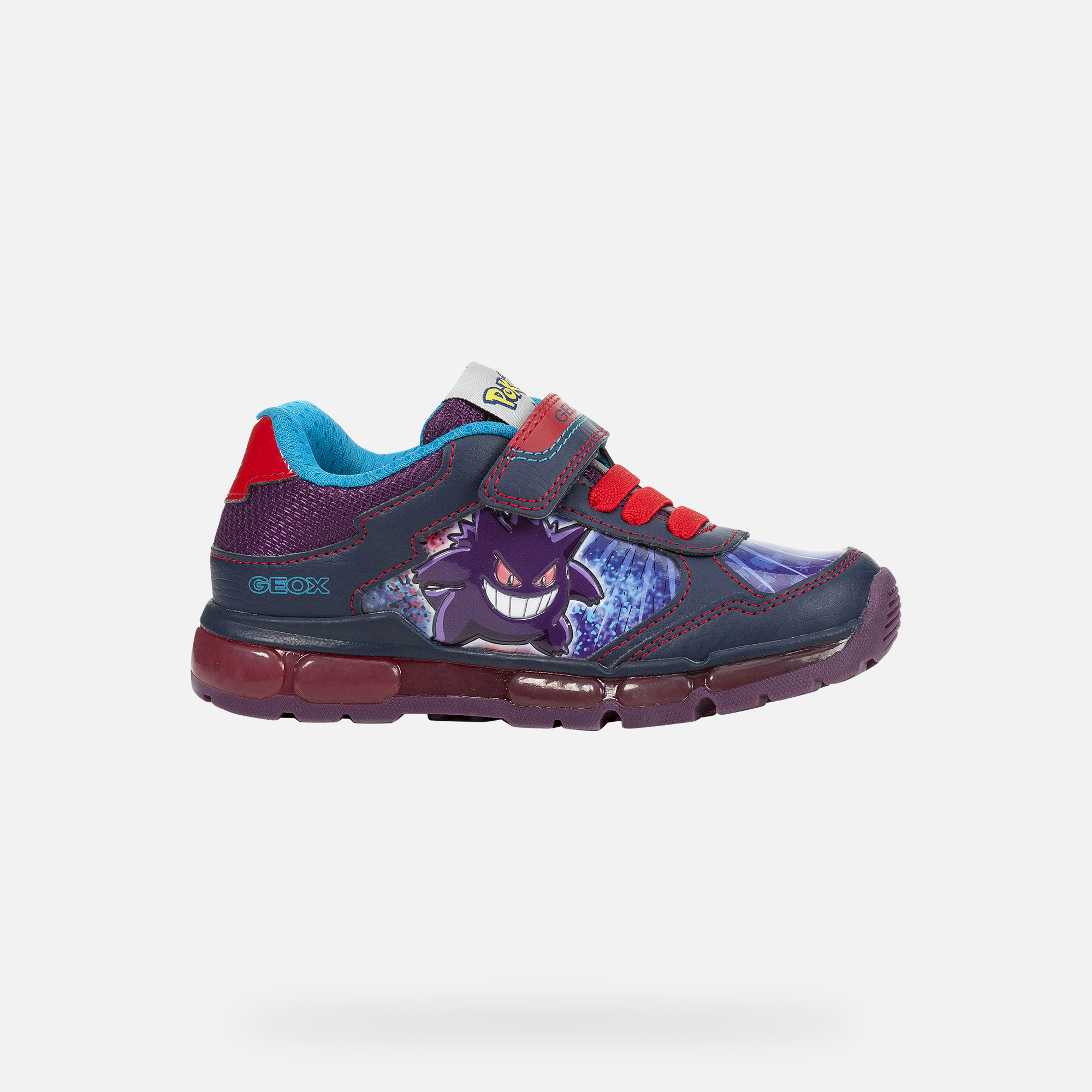 Garçon Geox Chaussures De Boy Android Jr Led Qw1trwapx EnYYOSqxw