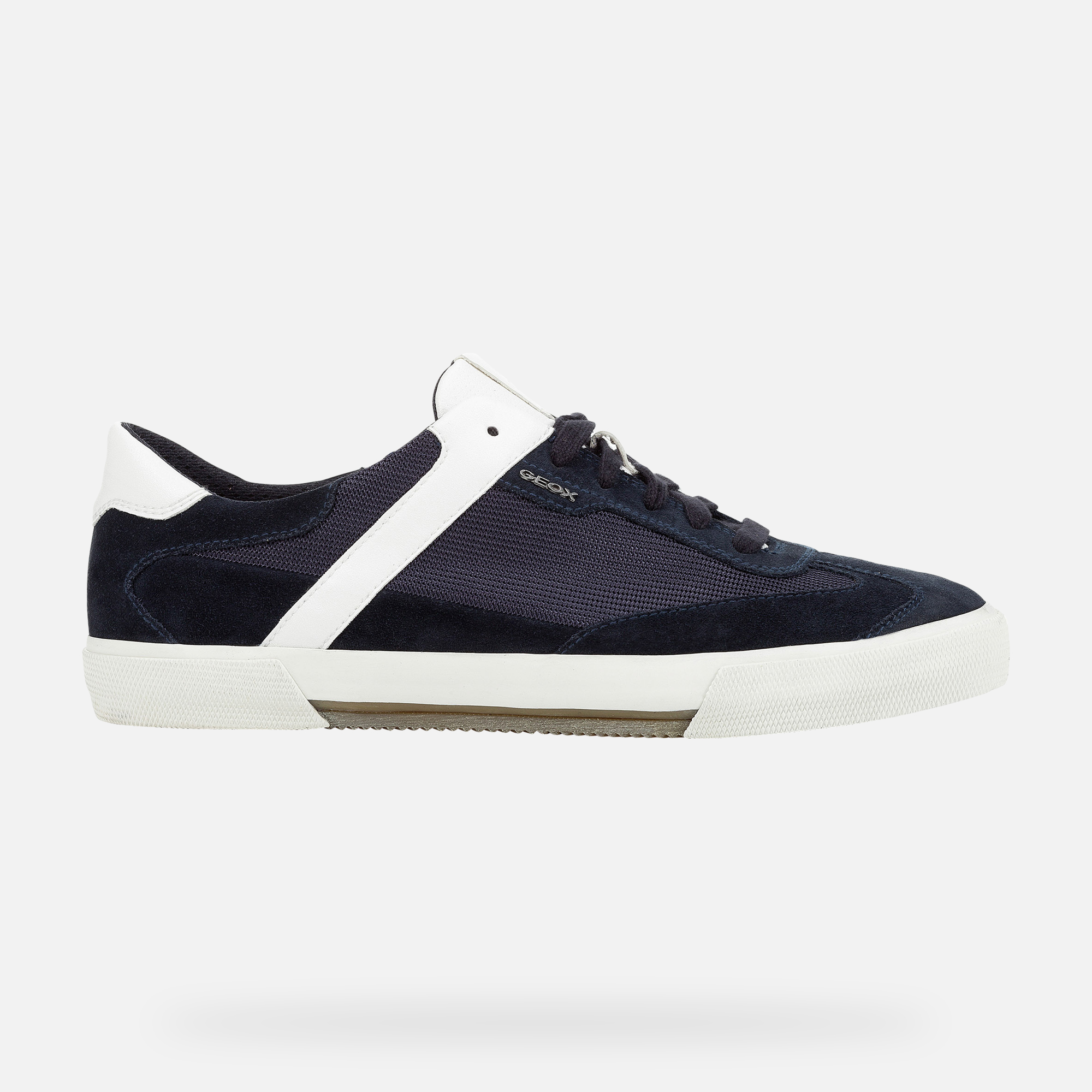 Están familiarizados quemar Flotar  Geox U KAVEN: Blue Navy Man Sneakers | Geox SS19