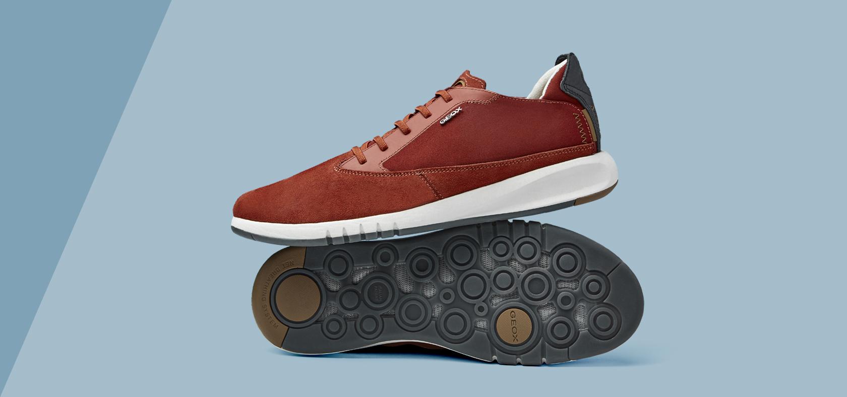 sehen am modischsten am besten billig Aerantis Shoes with an Innovative Technology System | Geox