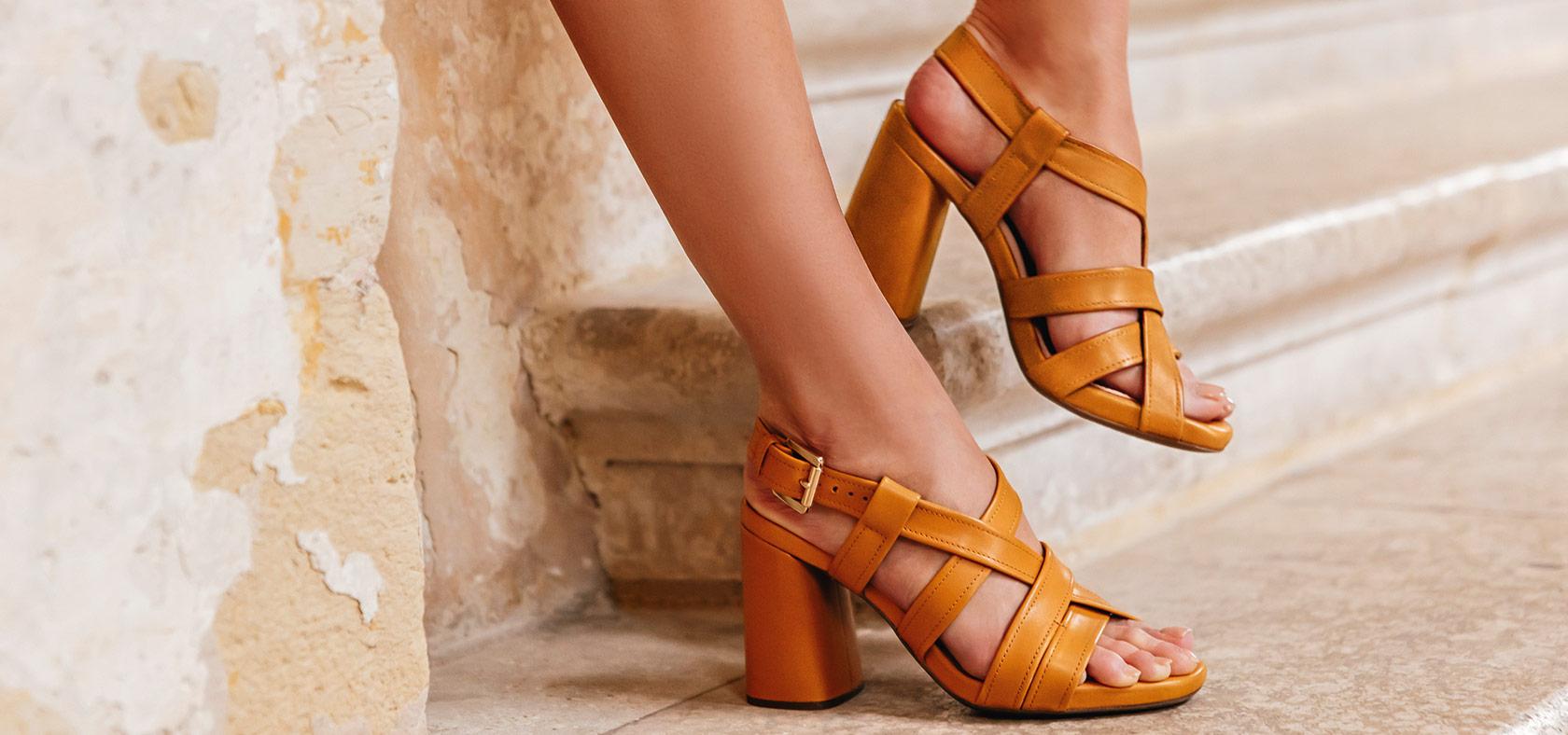 Damen Schuhe mit Absatz | Neue Kollektion | Geox