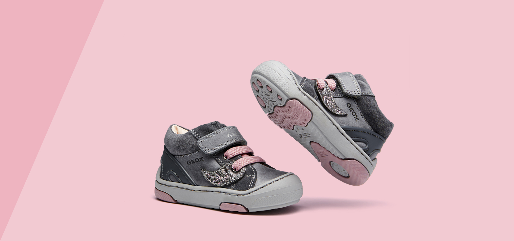 f7dc6ec3b41 Shoes First Steps for Toddlers From 9 Months | Geox