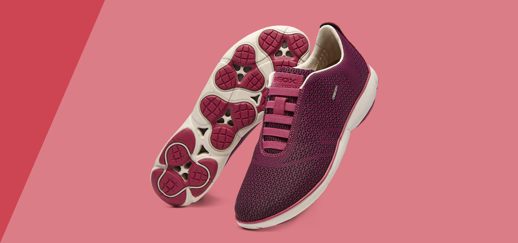 5c9a558401 Women's Shoes with Patented Nebula Technology | Geox