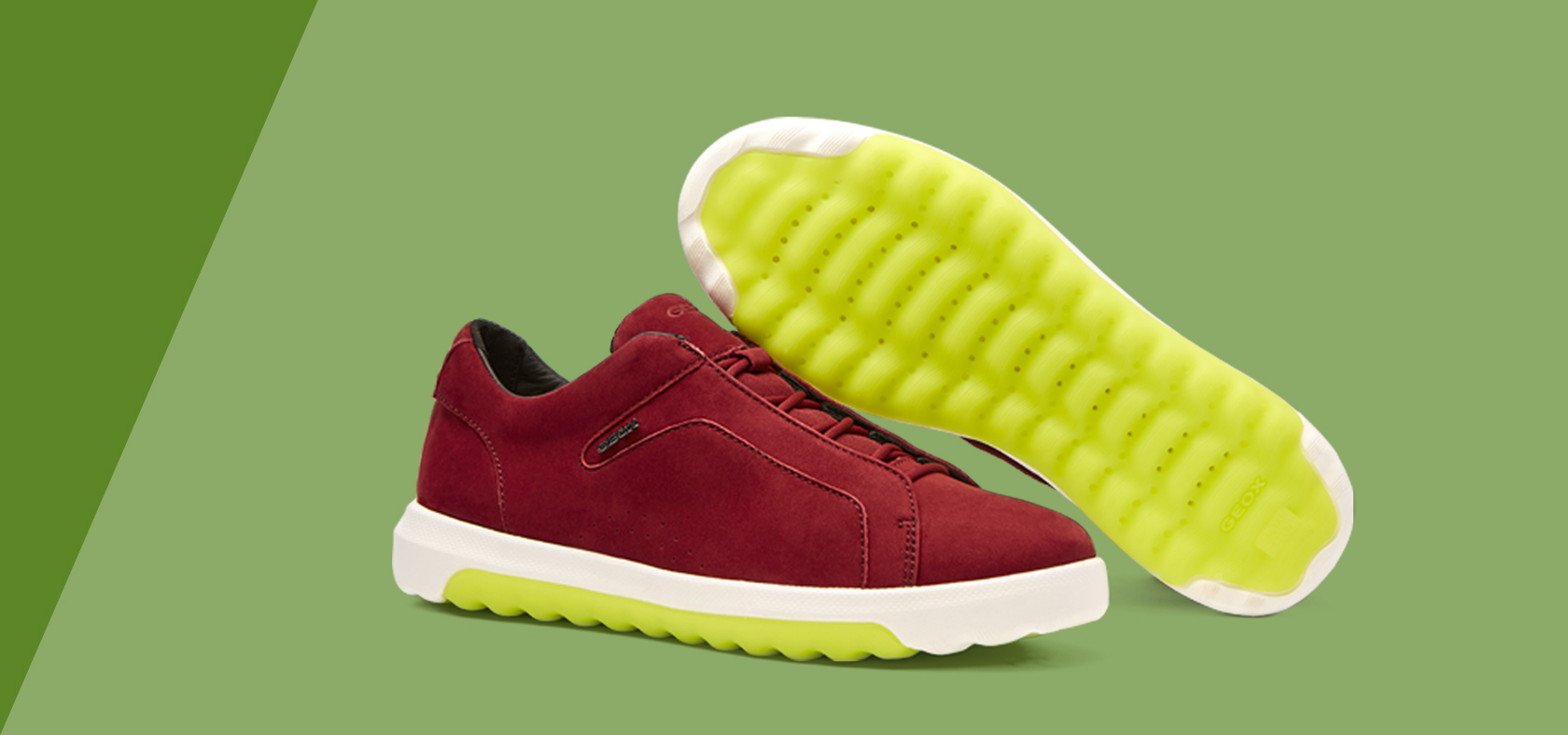 Sneakers Scarpe Nexside DonnaGeox Traspiranti CxWerQdBo