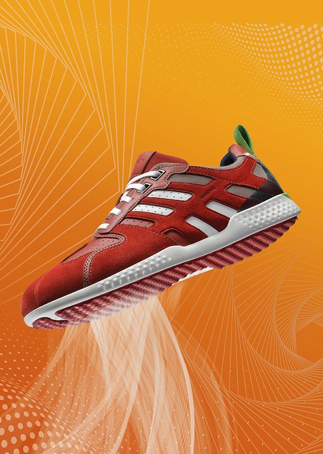 Geox: Atmungsaktive Schuhe und Bekleidung für Damen, Herren