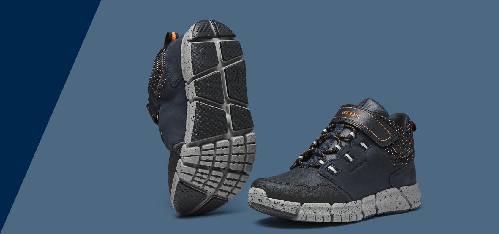Wasserundurchlässig Schuhe für Jungen mit Amphibiox