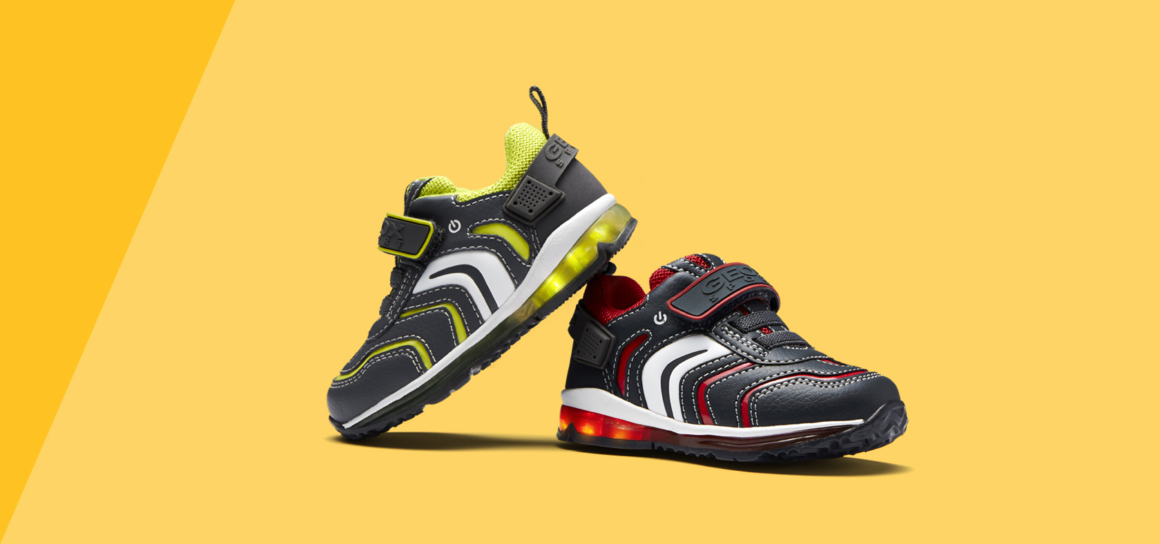 Led Shoes and Sneakers for Babies and Little Children | Geox