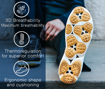 Geox Breathable Shoes And Clothing For Men Women And