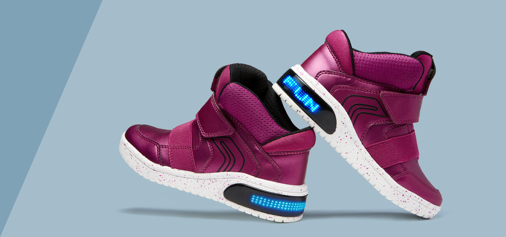 bieten viel neueste kaufen Mode Led Shoes and Sneakers for Girls   Geox