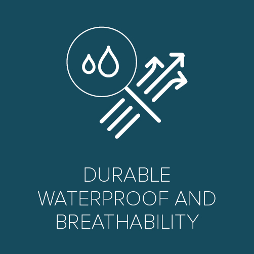 WATERPROOF AMPHIBIOX