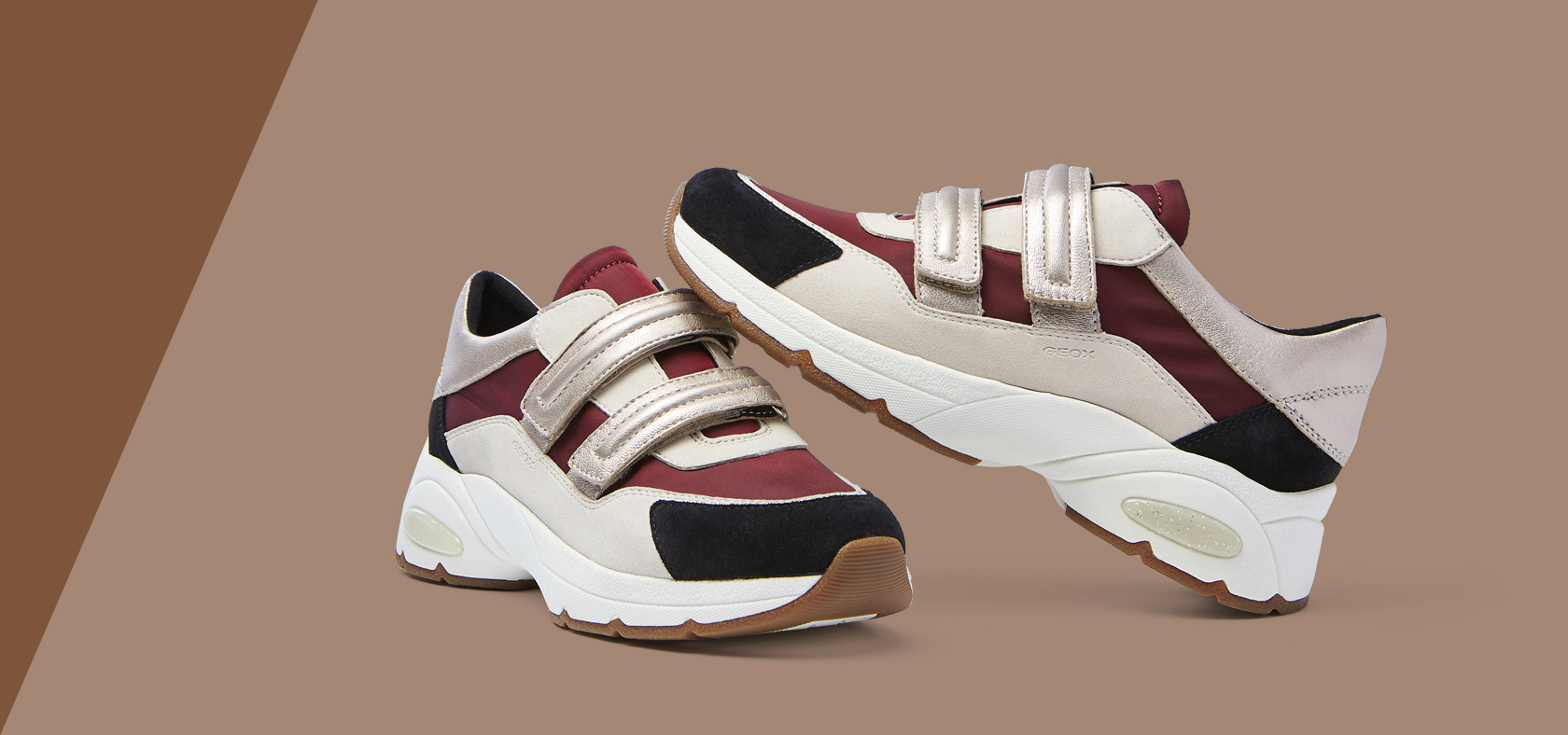 Women's Sneakers Shoes - breathable | Geox