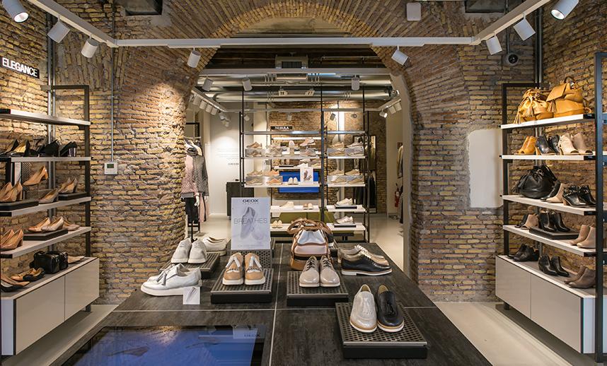 terminado algodón Clasificar  Geox Store BARCELONA - CC L'ILLA DIAGONAL, LOCAL 3.31, AVENIDA DIAGONAL 545